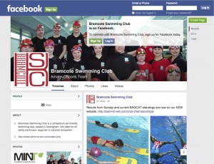BSC FAcebook page